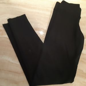 Black leggings . GUESS by Marciano
